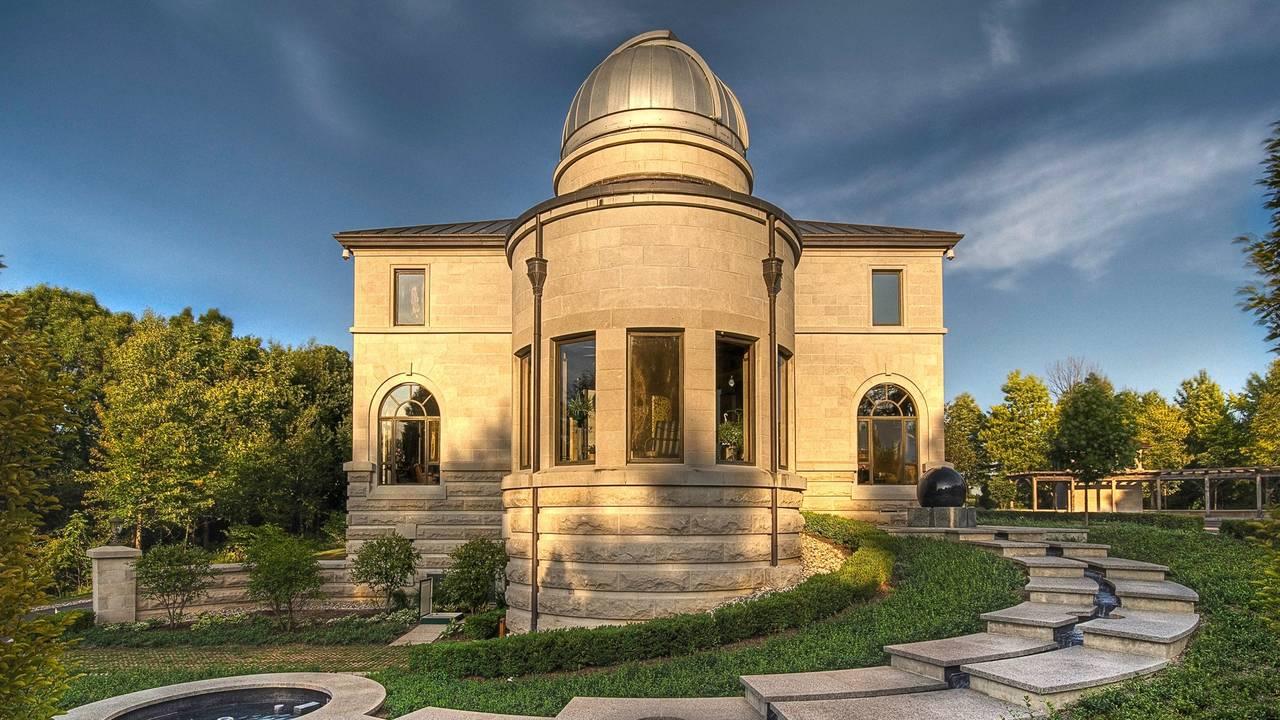 Dogwood Manor observatory