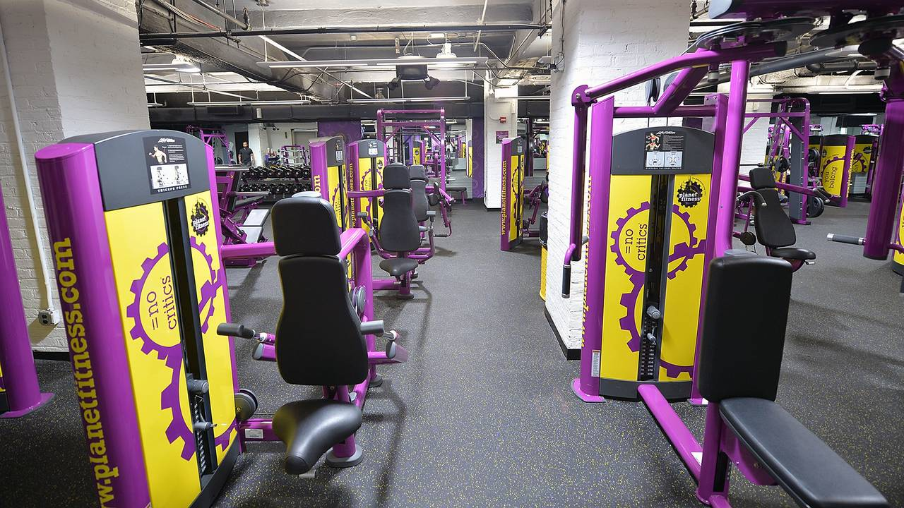 Teens 15 18 Can Work Out At Planet Fitness Free All Summer
