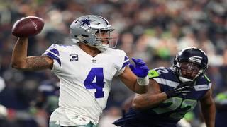 Dak Prescott sees humbling side of NFL, bright Cowboys future