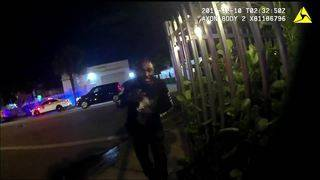 Police release body camera video of Hannibal Buress' arrest