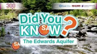 DYK: San Antonio sits on top of one of the largest water reservoirs of&hellip&#x3b;