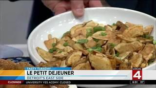 Tasty Tuesday: Le Petit Dejeuner