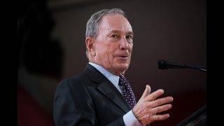 Bloomberg donates record $1.8B to Johns Hopkins
