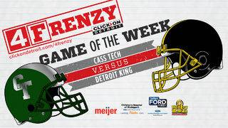 What to expect during tonight's Cass Tech vs Detroit King city football&hellip&#x3b;