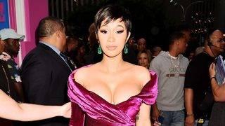 Cardi B Says She&#039&#x3b;s Not Embarrassed Over Nicki Minaj Feud