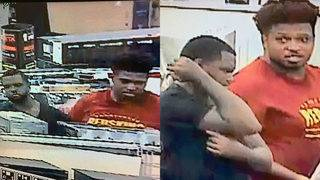Police searching for Lynchburg Best Buy thieves