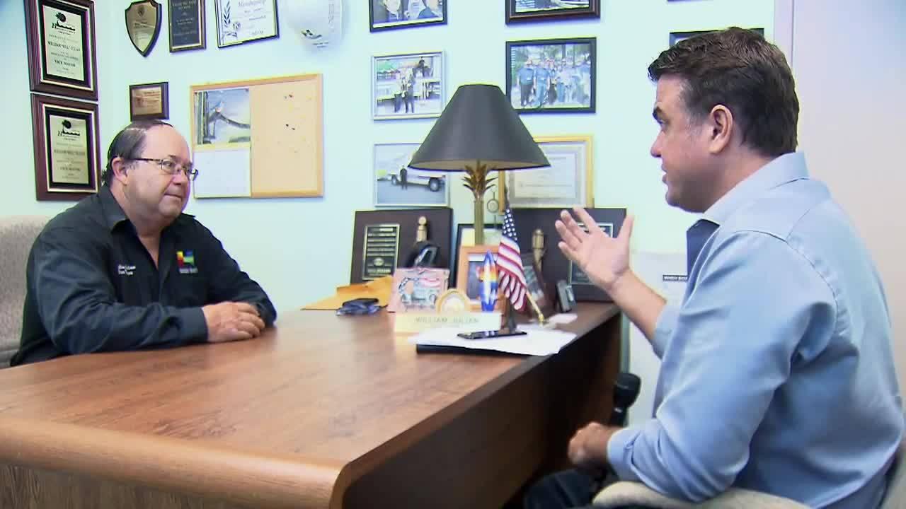 Bob Norman speaks to Bill Julian