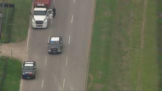 Motorcyclist dies after crashing into back of 18-wheeler in