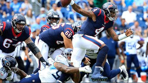 Winless Texans look for wake-up call versus NY Giants