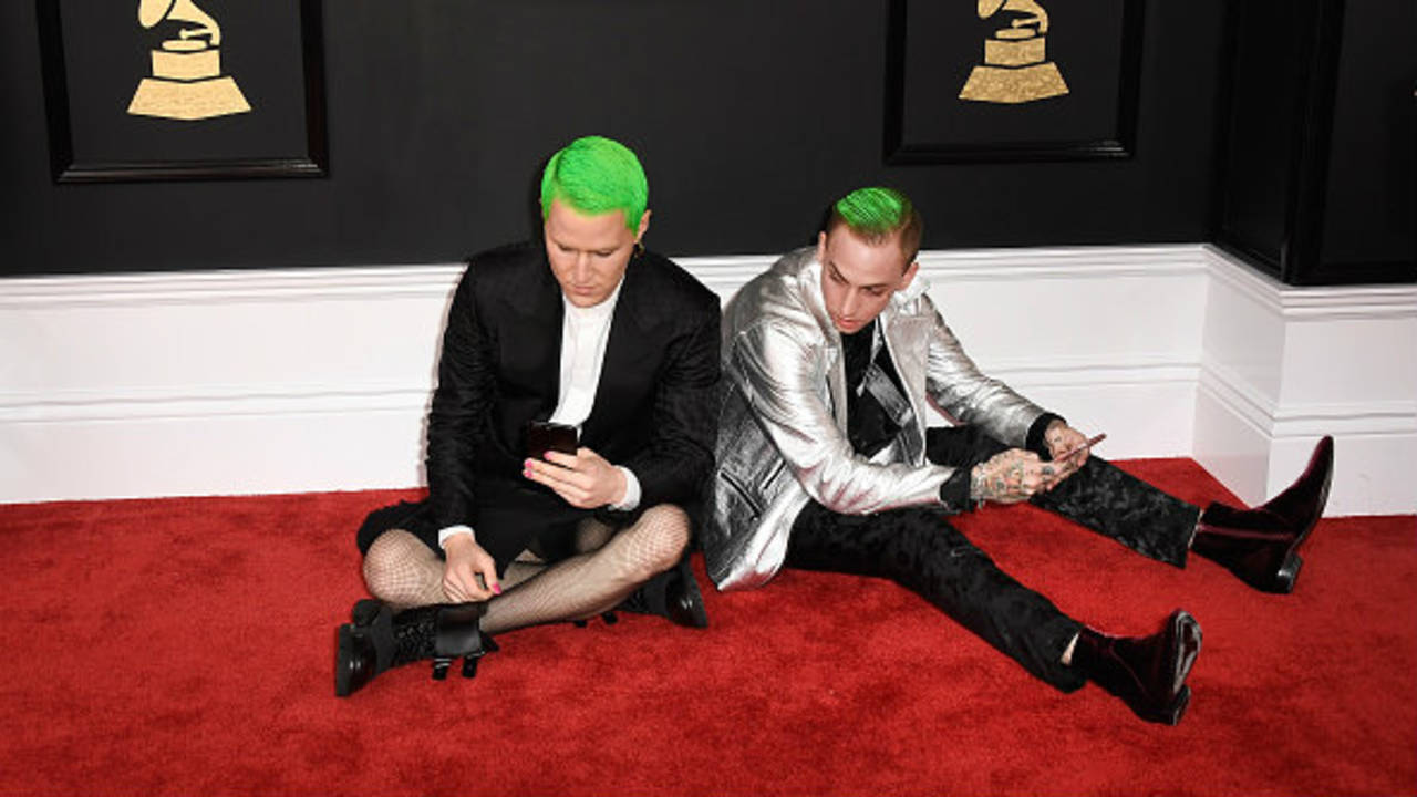 Mike Posner And Mac Miller