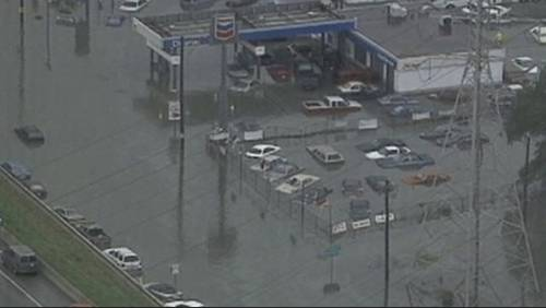 Tropical Storm Allison hit Houston area 17 years ago