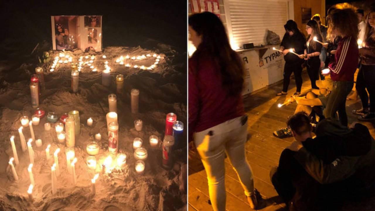 Priscilla Torres vigil