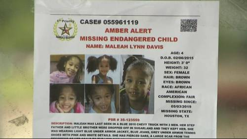 What will happen with reward money in Maleah Davis case?
