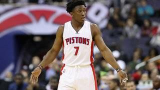 Report: Detroit Pistons trade Stanley Johnson to Bucks for Thon Maker