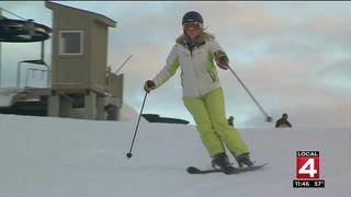 Interest in ski racing picks up at Mount Brighton during Winter Olympics