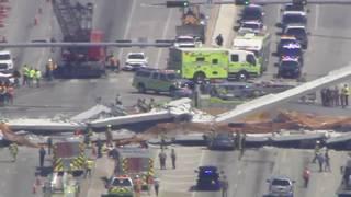Errors made in design of doomed FIU pedestrian bridge, NTSB