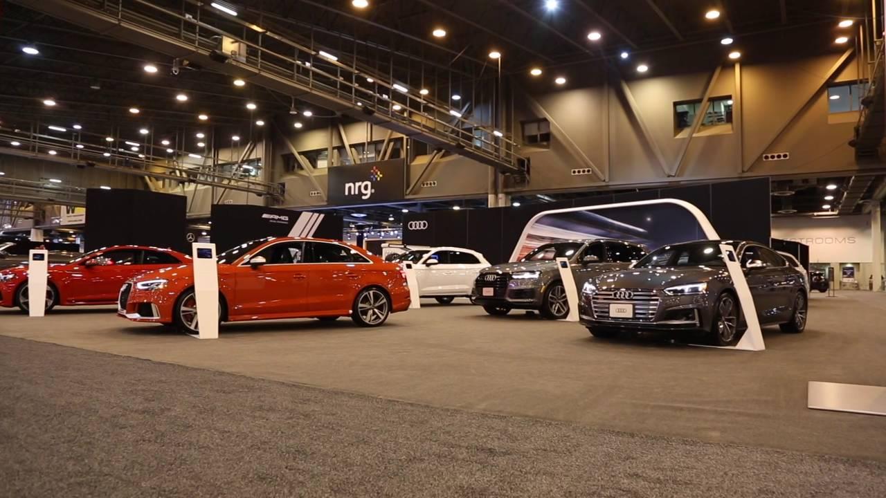 Start your engines! 2019 Houston Auto Show kicks off at NRG