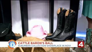 Yee-haw!! Cattle Baron's Ball set for this weekend