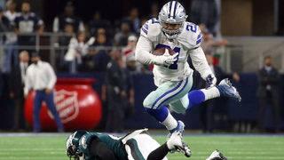 Prescott's 3rd TD to Cooper lifts Cowboys over Eagles in OT