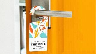 Taco Bell taking over hotel - sort of
