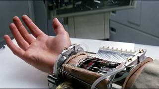 How Luke Skywalker's robotic hand inspired the prosthetics of tomorrow