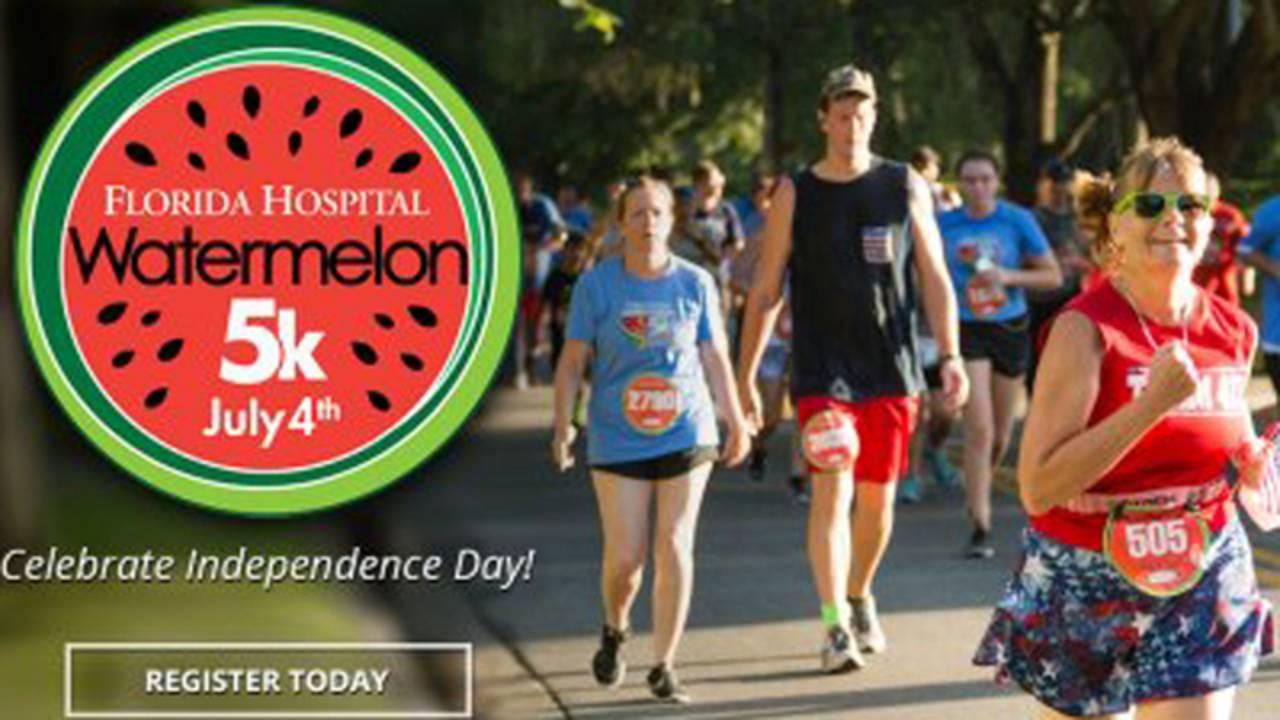 Fourth of July Watermelon 5k
