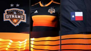 Houston Dynamo reveal new alternate jerseys for upcoming season