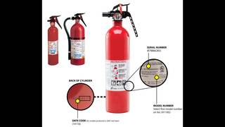 Nearly 40 million fire extinguishers sold at major stores recalled for&hellip&#x3b;