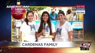 Holiday Greetings: Cardenas Family