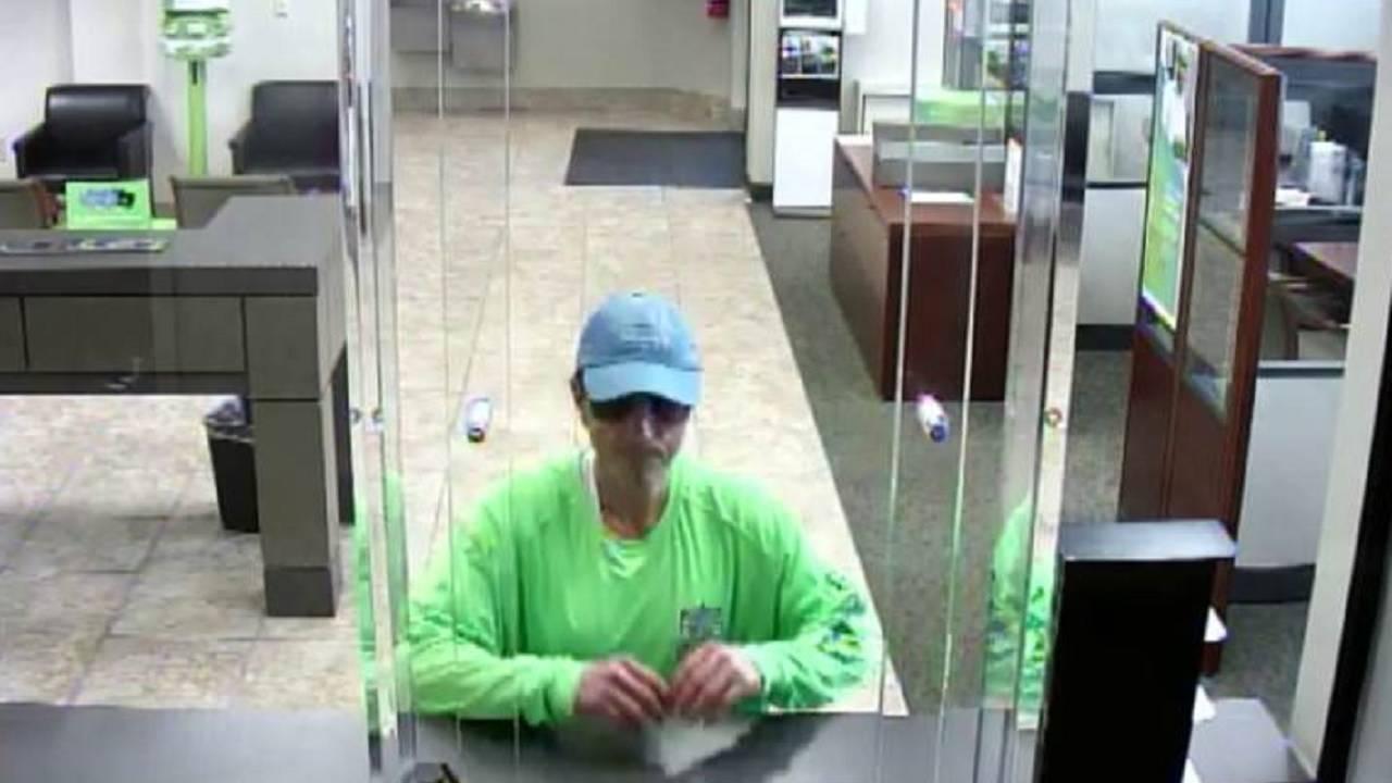 Regions Bank Miami Beach robber