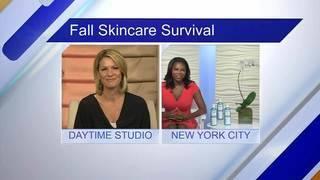 Fall Skincare Survival