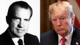 There's nearly a Nixon '74 level of support to impeach