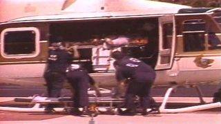 From the vault: Wounded FBI agents rushed to hospitals after shootout