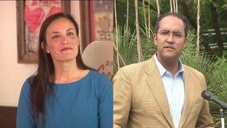 Will Hurd urges Gina Ortiz Jones to concede U.S. Rep. District 23 race