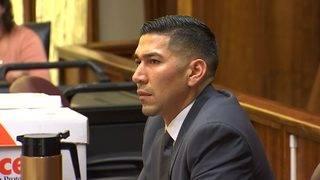North Miami police officers testify in Jonathan Aledda trial