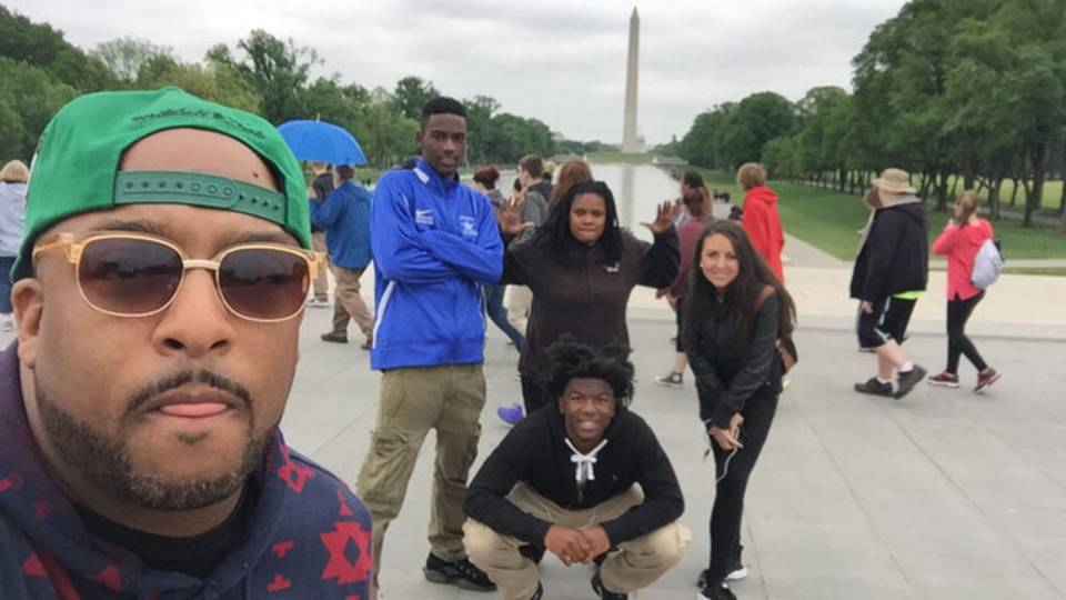 Students in Washington, D.C.