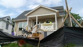 """Habitat for Humanity's """"Home For Good"""" Nears Completion"""