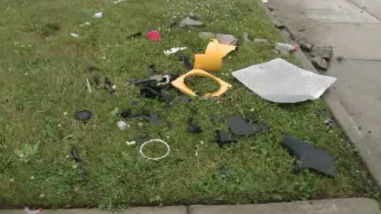 Morrison brothers crash debris_26848816