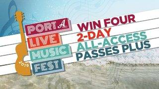 Port A Live Music Fest Giveaway!