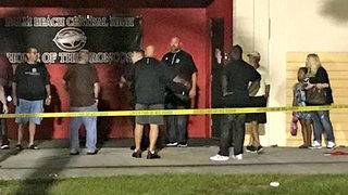 2 shot at South Florida high school football game