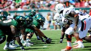 Hurricanes to play USF in 2025, 2027, 2028