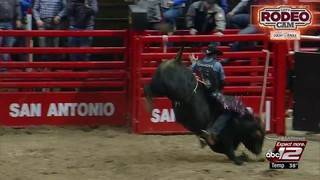 Rodeo Cam: Bull Riding 2/8/19