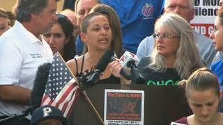 Florida student Emma Gonzalez to lawmakers and gun advocates: 'We call BS'