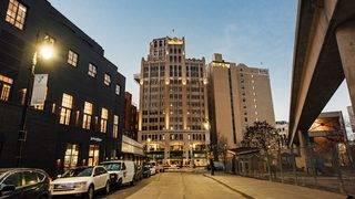 Go inside Detroit's first Element Hotel at historic Metropolitan Building