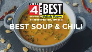 10 best places for soup and chili in Metro Detroit