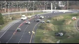 FHP investigates fatal crash on SR 429 in Orange County