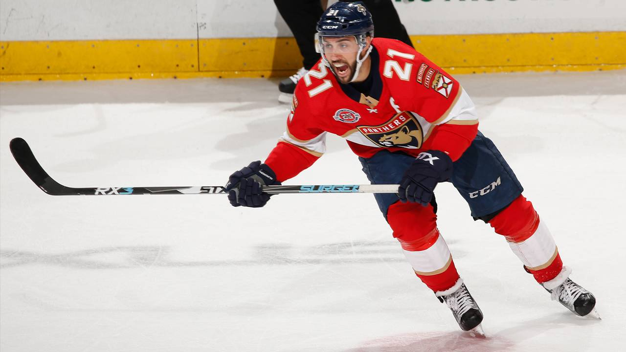 Vincent Trocheck Panthers