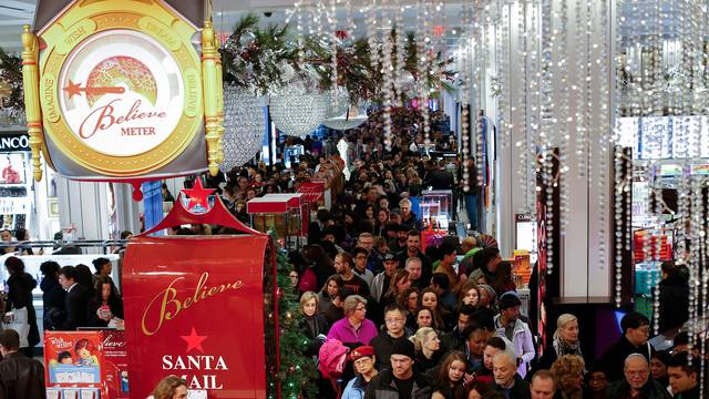Image result for crazy holiday shoppers