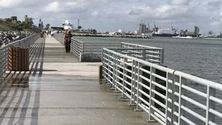 Jetty Park pier reopens after Hurricane Irma damage fixed