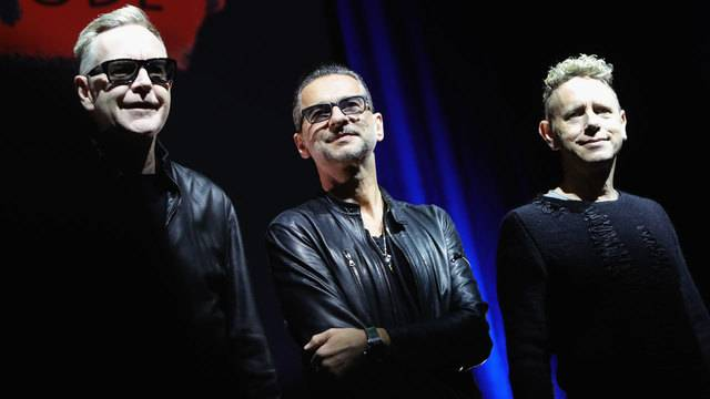 Just Can T Get Enough Of Depeche Mode They Re Playing In